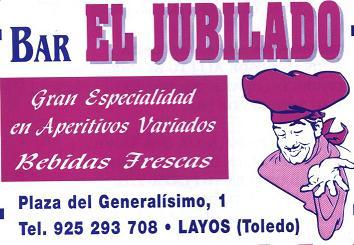 Bar el jubilado ayuntamiento de layos for Oficina virtual jccm