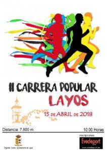 II Carrera Solidaria municipio de Layos @ Layos